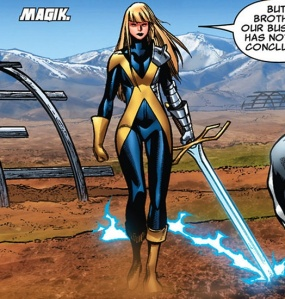 Magik X Men