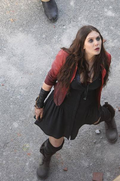 "Scarlet Witch... no more mutants ... in MCU! but more ""Miracles"" please."