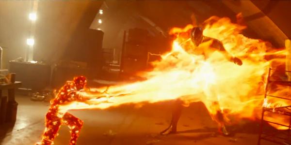 Burn, baby, Burn!